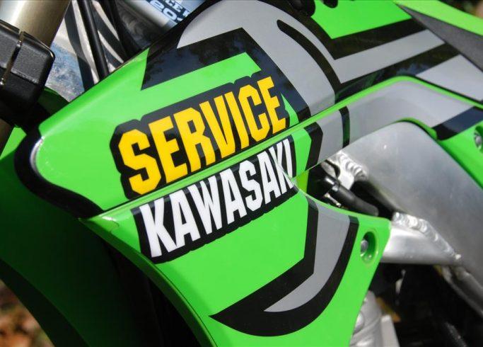 KAWASAKI – KX500AF